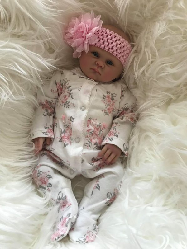 Betty Open Eyed Reborn Doll