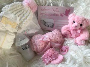 Reborn Girl Accessory Pack