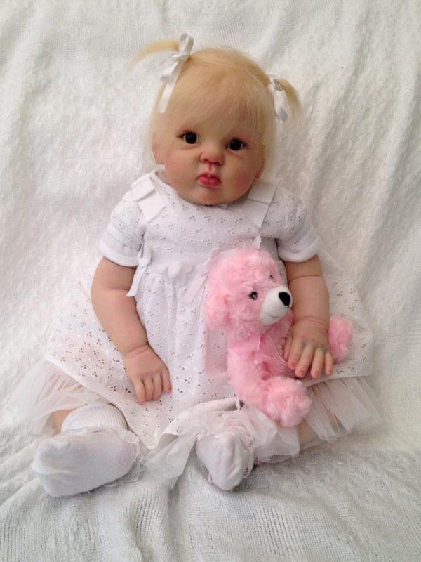 Annabelle Toddler Reborn Doll