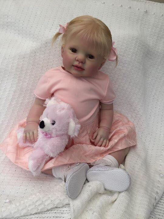 Matilda Toddler Reborn Doll