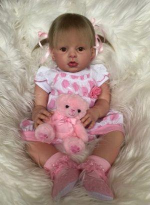 Arianna Toddler Reborn Doll