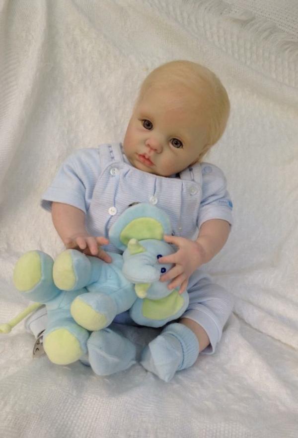 Henry Reborn Doll