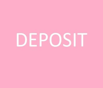 Payment Plan DEPOSIT
