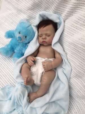 Romeo Full Bodied Reborn Doll