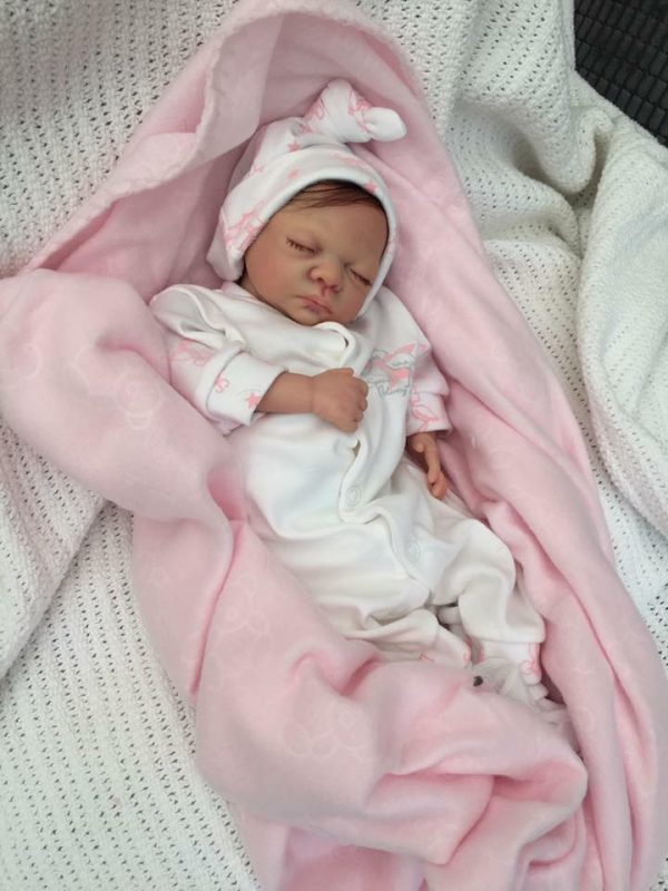 Elsa Premature Reborn Doll