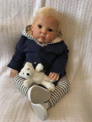 Arthur Toddler Reborn Doll