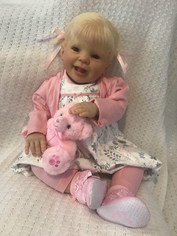 Daisy Toddler Reborn Doll