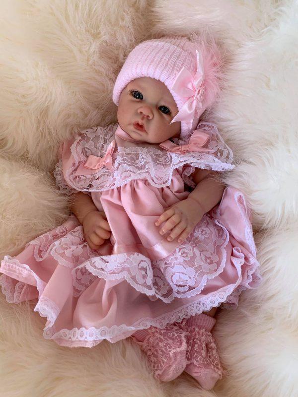 Tiny Luca Premature Reborn Doll