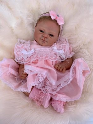Coco Open Eyed Reborn Doll