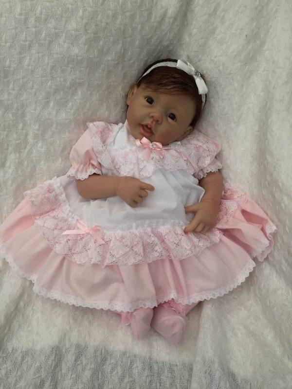 Annie Open Eyed Reborn Doll