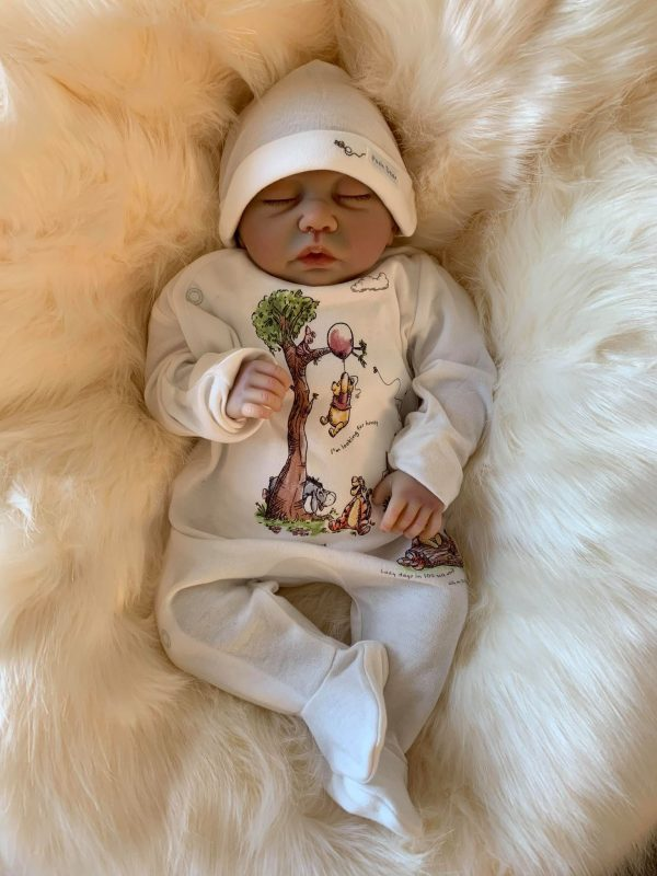 Aaron Reborn Doll