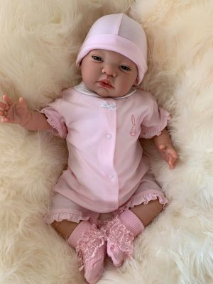 Layla Open Eyed Reborn Doll