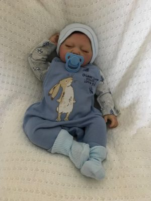 Mason Reborn Doll