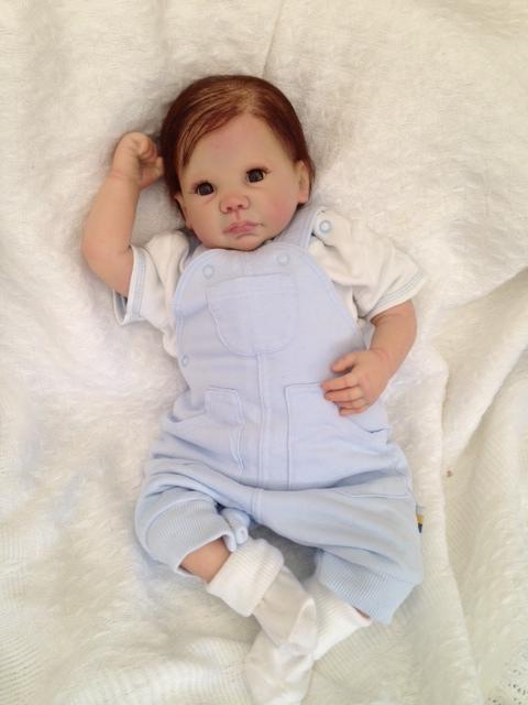 Oliver Reborn Doll