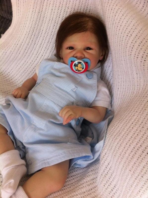 Trey Reborn Doll