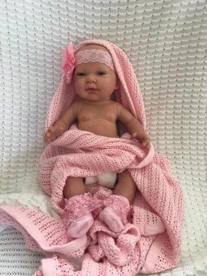 Freya Full Bodied Reborn Doll