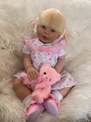Katie Toddler Reborn Doll